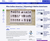 Miss Indian America