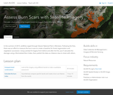Assess Burn Scars with Satellite Imagery