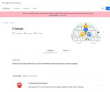 CS First - Friends