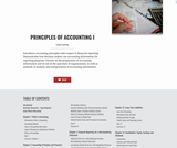 Principles of Accounting I