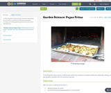 Garden Science: Papas Fritas