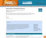 Momentum Thinking Problems