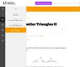 8.G  Similar Triangles II