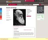 Darwin and Design, Fall 2010
