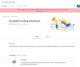 CS First - Gumball's Coding Adventure