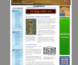 4d. Assyrians: Cavalry and Conquests