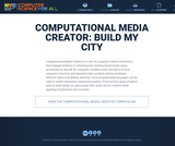 Computational Media Creator: Build My City (Grades 3-5)