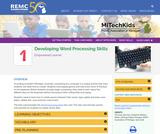 Developing Word Processing Skills