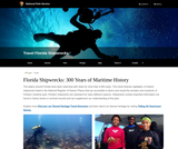 Florida Shipwrecks: 300 Years of Maritime History