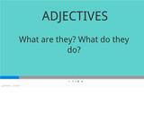 Adjective Presentation