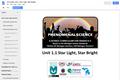 Unit 1.1 Star Light, Star Bright