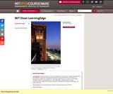 MIT Sloan LearningEdge, Fall 2008