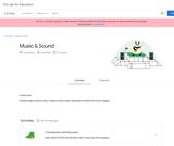 CS First - Music & Sound