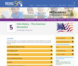 Kids History - American Revolution