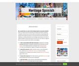 Heritage Spanish