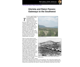 Glorieta and Raton Passes: Gateways to the Southwest