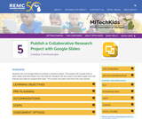 Publish a Collaborative Research Paper With Google Slides