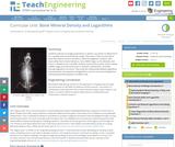 Bone Mineral Density and Logarithms
