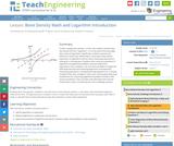 Bone Density Math and Logarithm Introduction