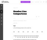 2.NBT Number Line Comparisons