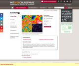 Cosmology, Fall 2001