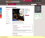 Affective Computing, Fall 2015