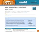 Model Building Activity of Electrostatics