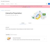 CS First - Interactive Presentation