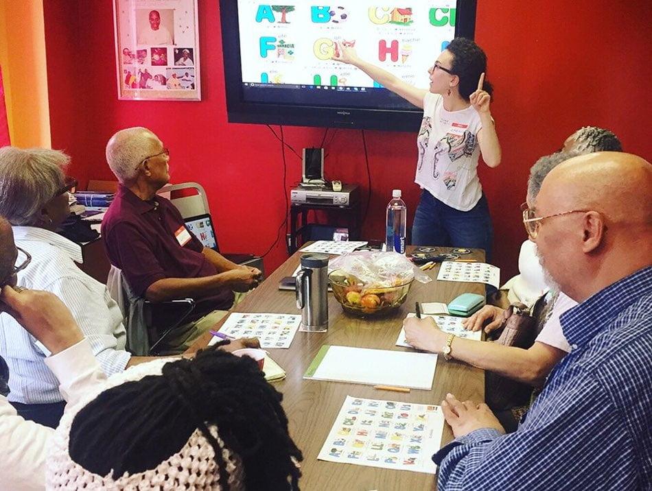 Gooroo Senior Center Initiative