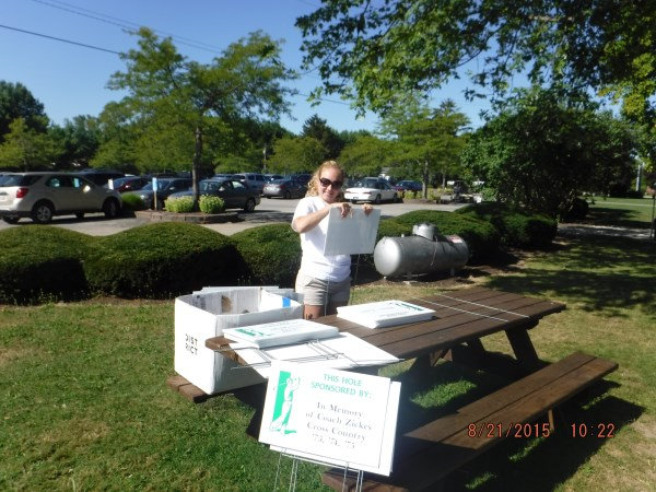 Heather Woods Volunteer