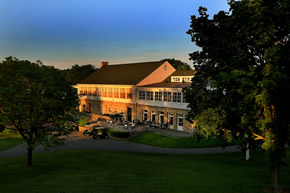 Columbia Golf Course Club House & Pro Shop
