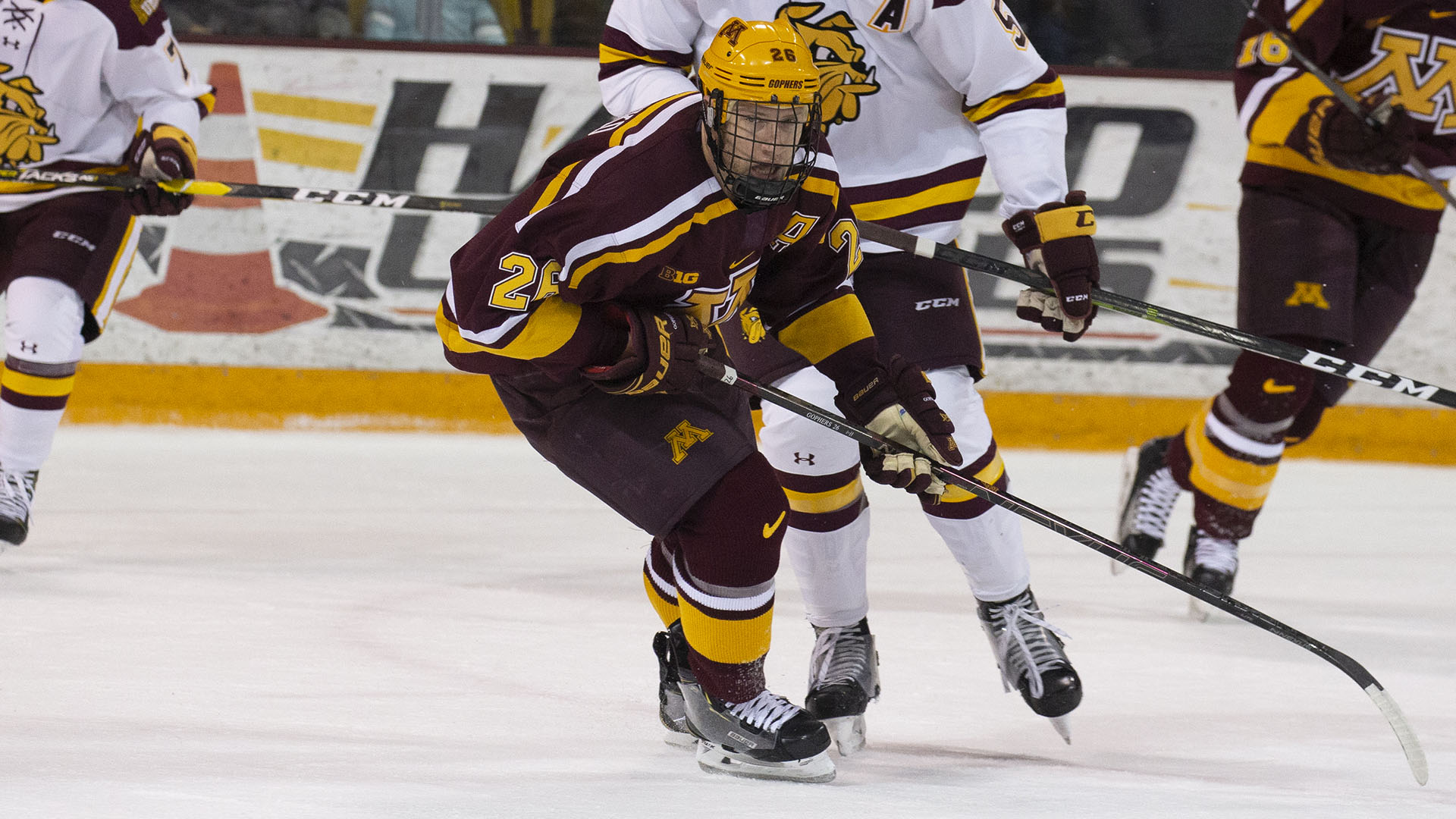 University Of Minnesota Takes On Minnesota State In Home-and-Home Series