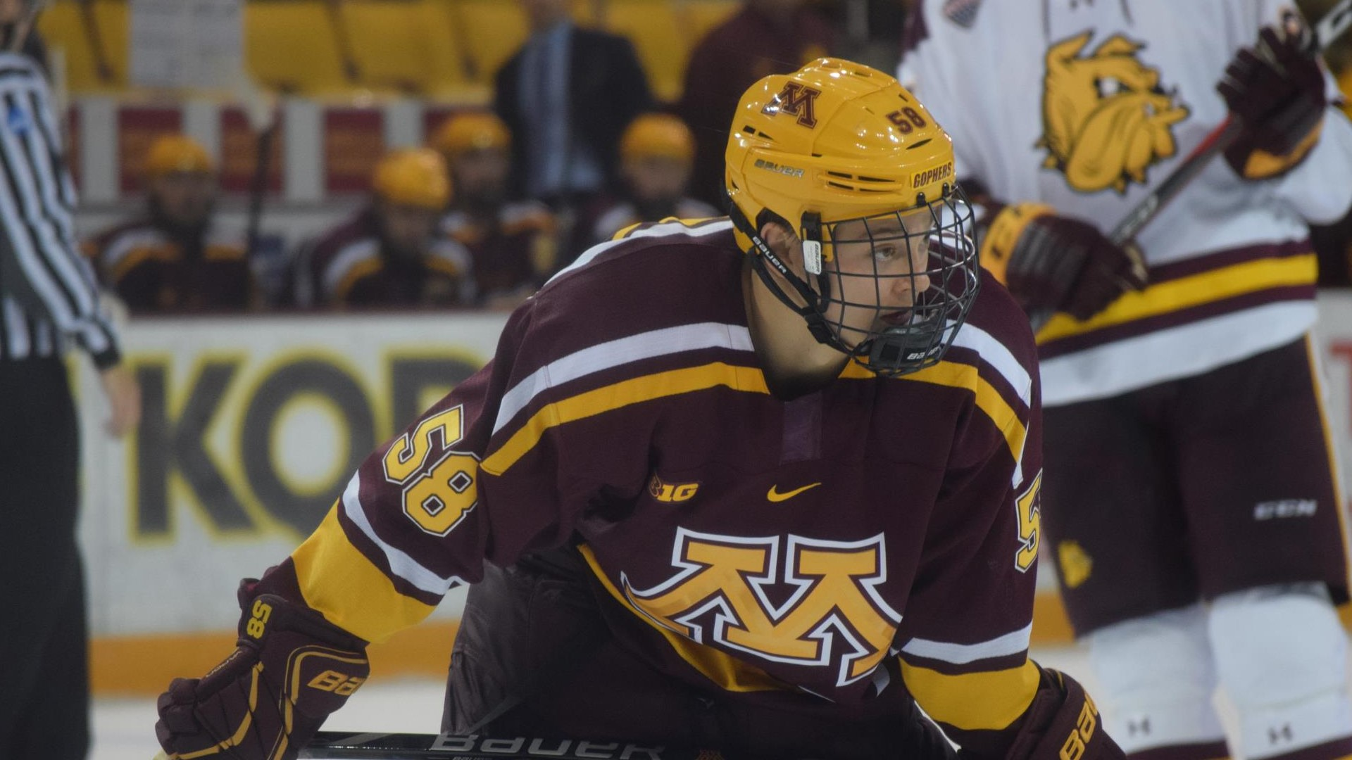 Gophers Open Season With Tie At Top-Ranked UMD