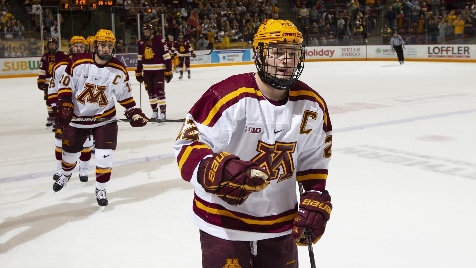 Tyler Sheehy - Men's Ice Hockey - University of Minnesota ...