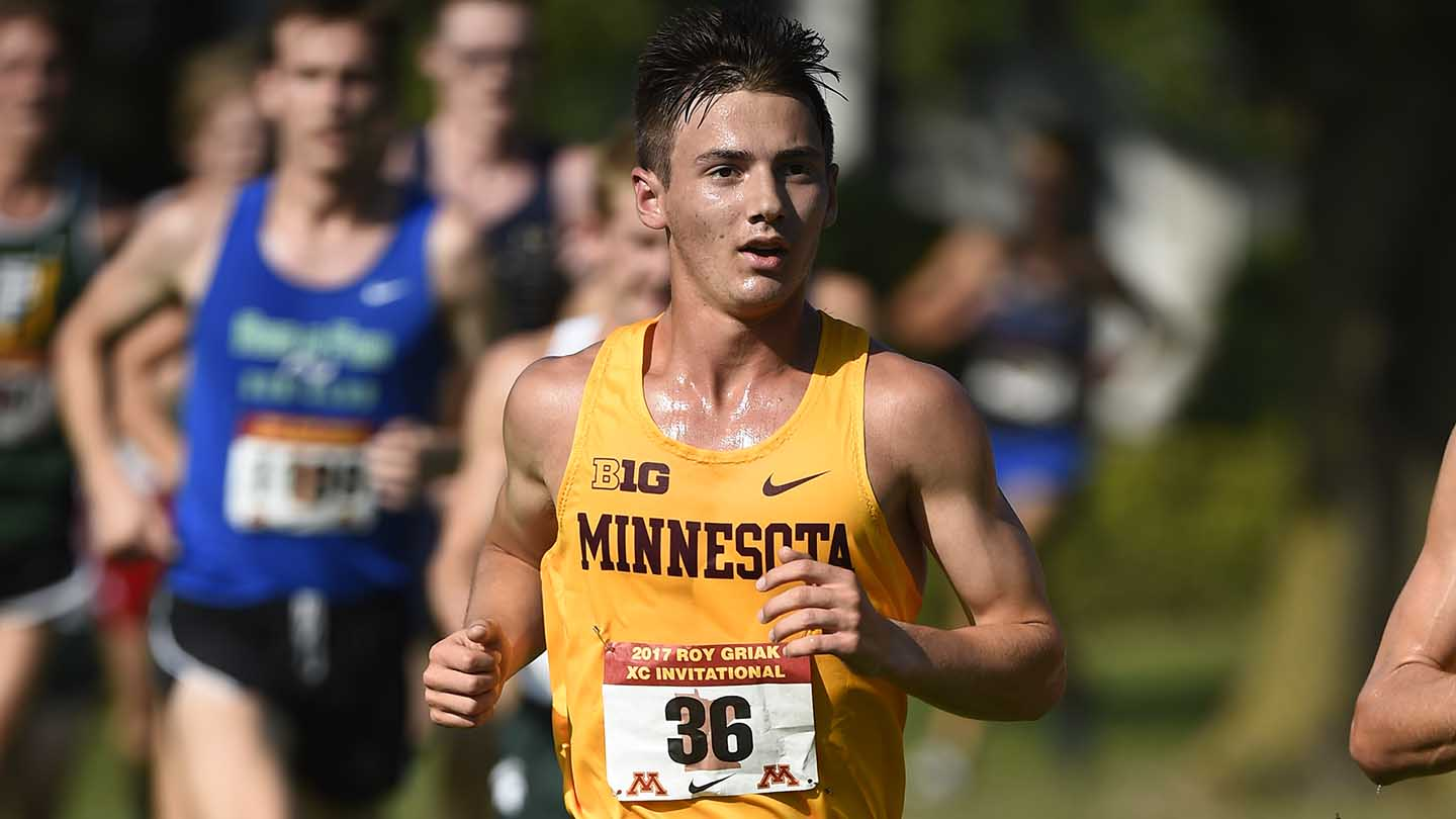 Basten Leads Gophers to Team Title in Lincoln - University ...