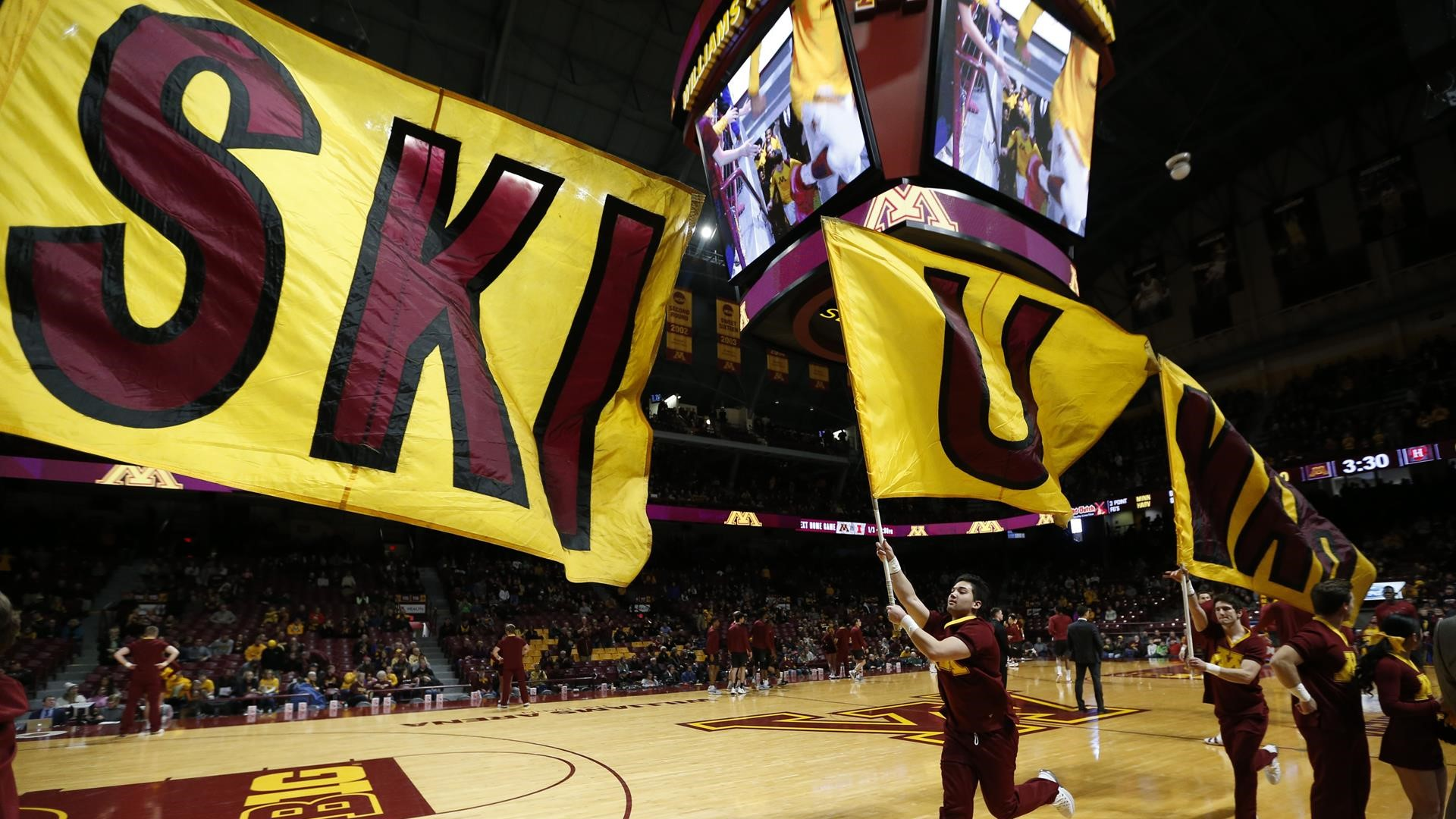 gophers announce 2018-19 men's basketball schedule - university of