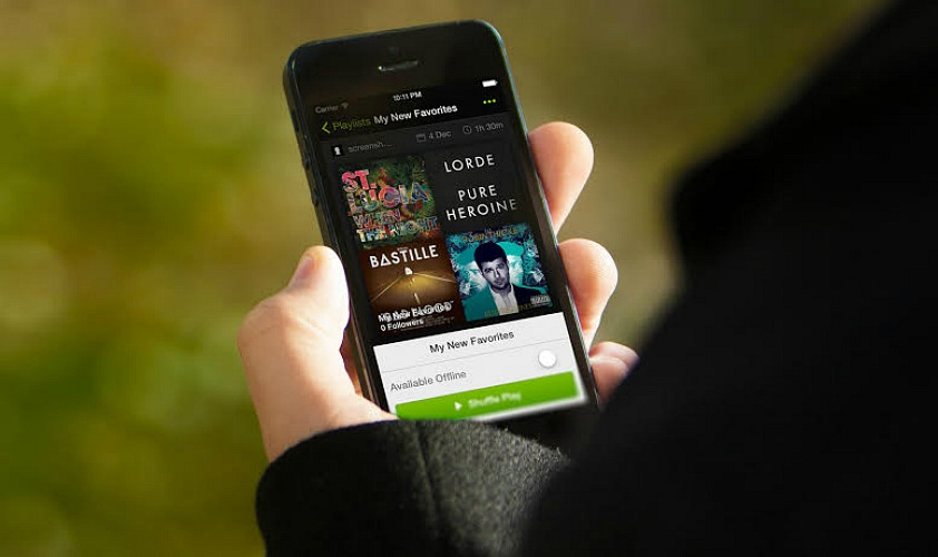 Spotify hires Red Consultancy - Gorkana