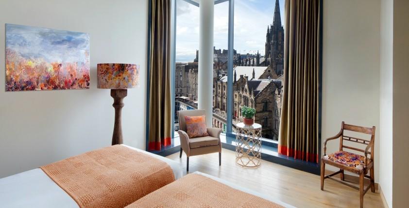 Grifco Pr Wins G Amp V Royal Mile Hotel Edinburgh Gorkana