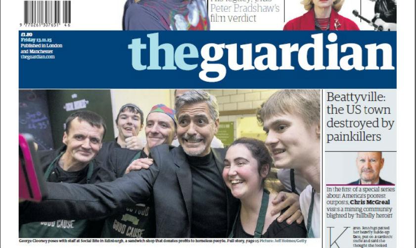 Clooney Guardian 1
