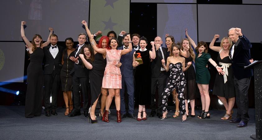 PR Week Awards Unity
