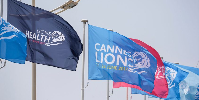 Photo: Getty images at Cannes Lions