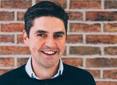 Jargon PR CEO Simon Corbett
