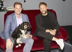 W signs Mark Perkins as executive creative director