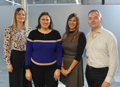 GK Strategy appoints three associate directors