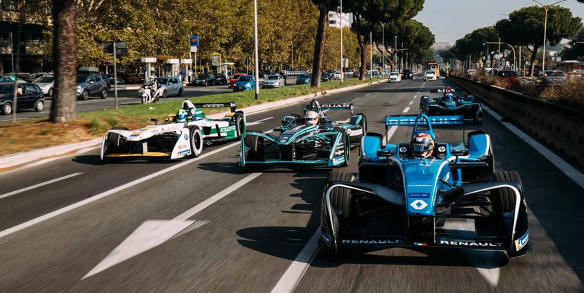 CSM wins Formula E brief