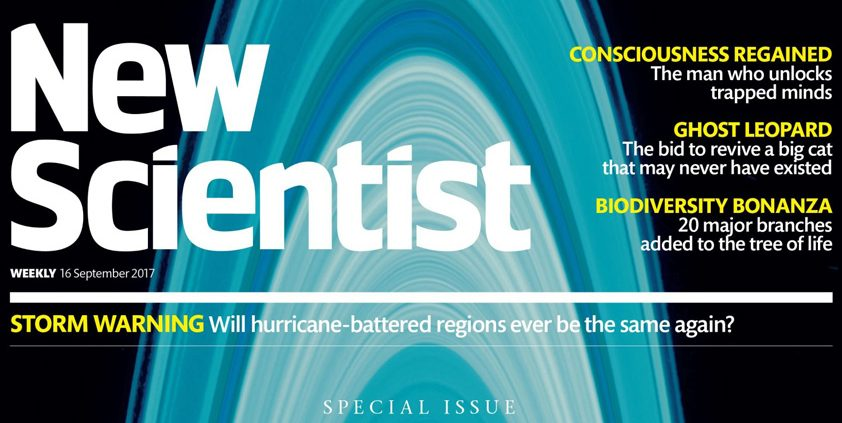 Meet the Journalist: New Scientist managing editor Rowan Hooper