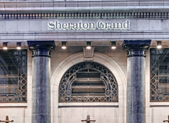Switched On wins Sheraton Grand Hotel brief