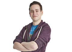 Meet the Journalist: GamesMaster