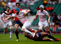 Frank converts RFU London Sevens brief