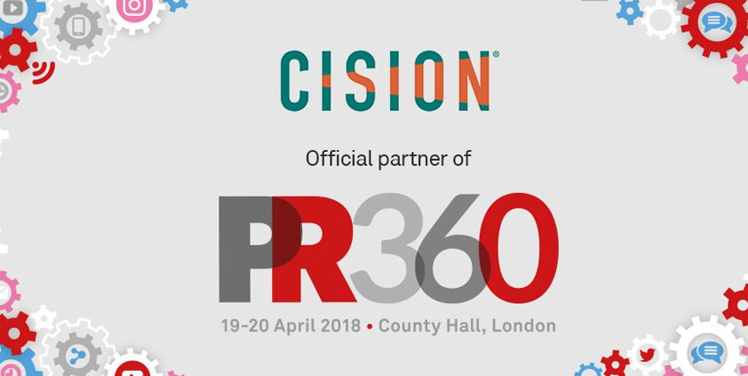 Cision's Tom Ritchie to give talk at PR360 conference